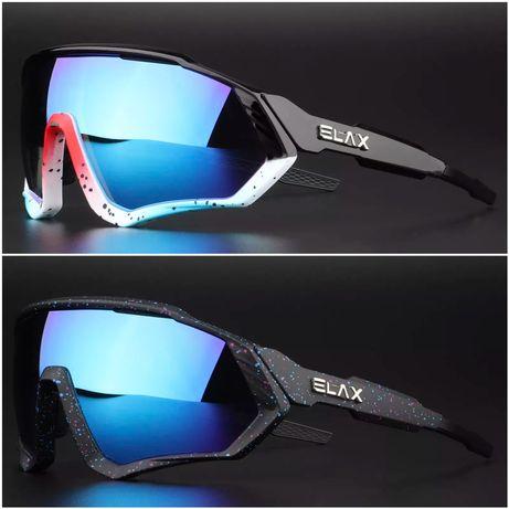 Okulary Sportowe Rowerowe UV400 Polaryzacja Do Biegania Giro Oakley