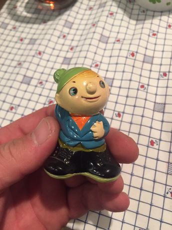 Stara temperówka / figurka chłopca z Niemiec