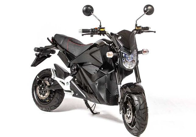 Motocykl elektryczny J-M3