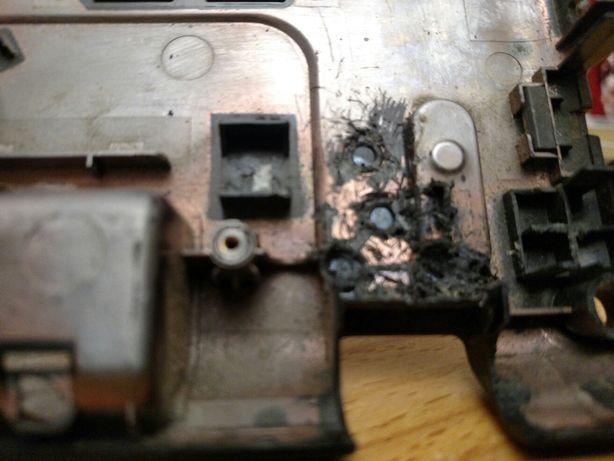 ремонт компьютерной техники(корпусов, петель и проч) ноутбуков