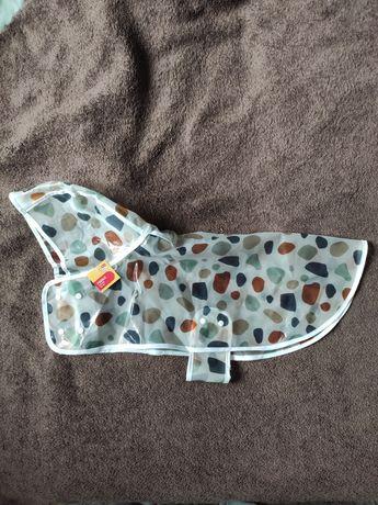 Ubranie ubranko przeciwdeszczowe dla psa 50 cm