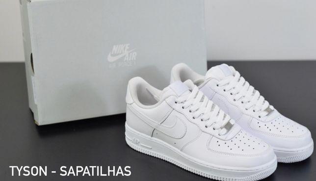 ORIGINAL Nike AirForce 1 Brancas