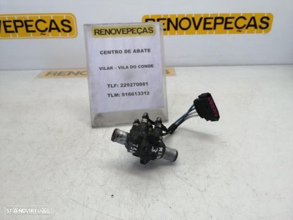 Caldeira Pre Aquecimento Da Agua Renault Megane Iii Hatchback (Bz0/1_)