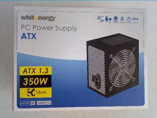 zasilacz komputerowy 350W Nowy