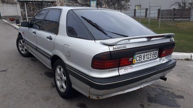 Продам или обмен на 2108 или 2109 Mitsubishi Galant 1.8i