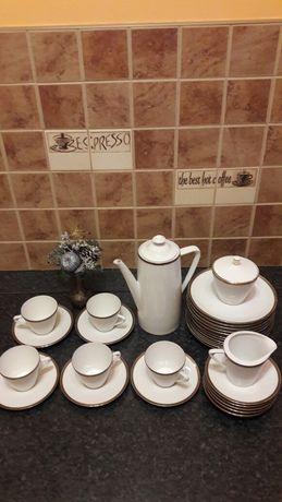 Кофейный сервиз чайная пара тарелка БАВАРИЯ