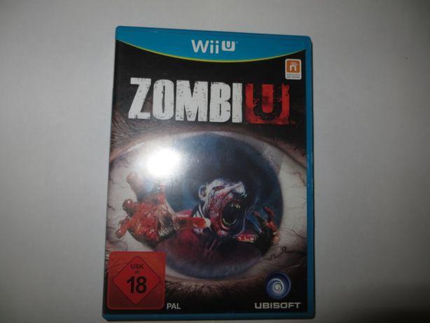 Zombi U (Wii U, регион PAL)