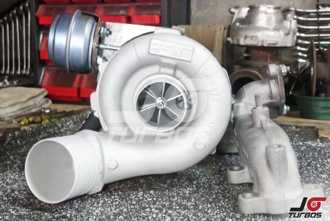 Turbo GT 2260VK MFS 65 bmw NOVO 1.9 TDI