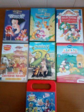 DVDs Animação, Disney