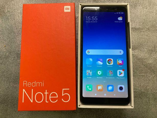 Телефон Redmi Note 5 3/32Гб