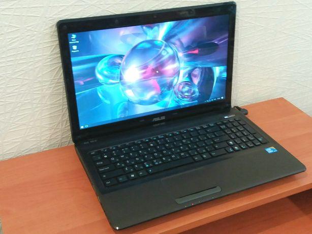 Игровой 4х ядерный ноутбук Asus/Core i3