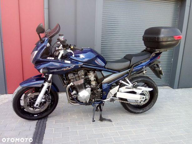Suzuki Bandit gsxf 1200 BEZWYPADEK 2007 raty