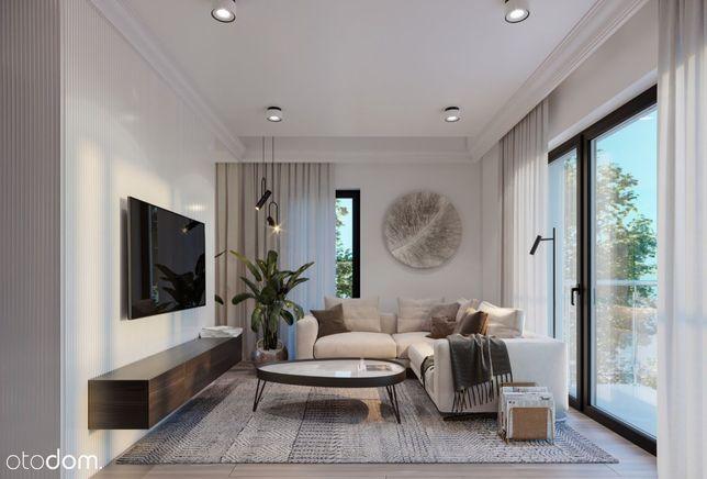 Książęce Bielany, 87 m2, 4-pokojowe, dwupoziomowe