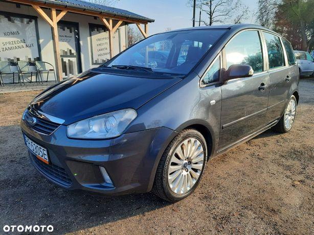 Ford C-Max Rezerwacja 2.0 Diesel 136 Km Panorama Dach Alufelg