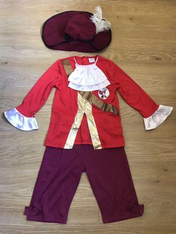 Карнавальный костюм Пират Капитан Крюк на 5-6 лет Disney