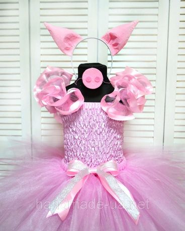 Нарядный костюм-майка+юбка-пачка на девочку 3-4года