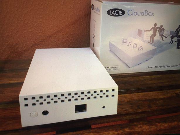 Cloudbox LaCie 2Tb