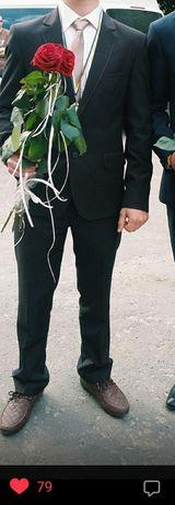 Костюм чоловічий, костюм випускний, костюм мужской