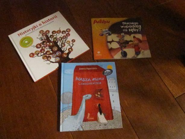zestaw książeczek dla dziecka I klasa lektura