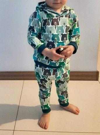 Dres dziecięcy różne wzory i wielkości