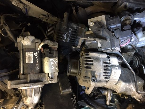 Honda Civic VII Type R 2001- Alternator