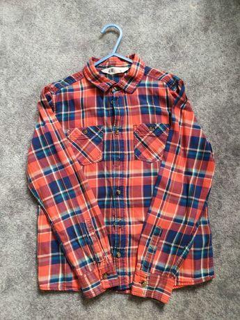 Koszula z długim rękawem H&M roz.134