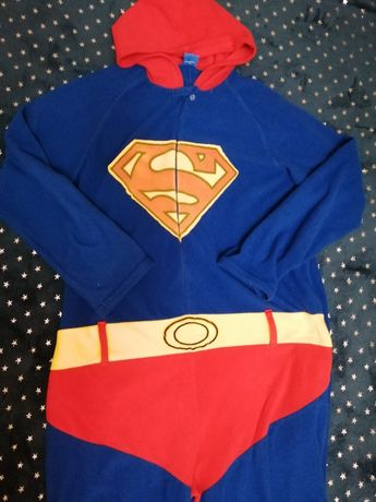 Supermen kombinezon r. L/XL superbohater