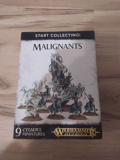 Warhammer Start Collecting Malignants Age of Sigmar