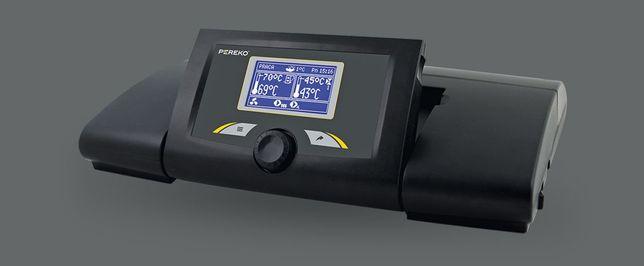 Sterownik kotła z podajnikiem plum ecomax 910r