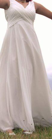 Suknia ślubna rozm. M