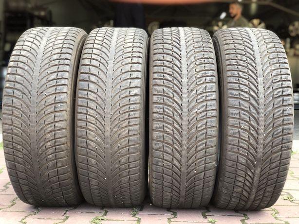 Зимняя резина 265/65 R17. Michelin Latitude Alpin LA2