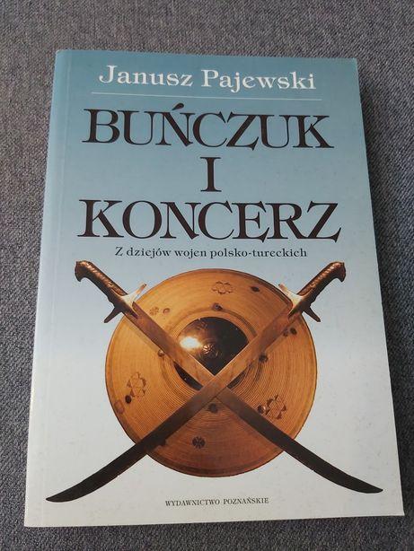 Buńczuk i koncerz. J. Pajewski