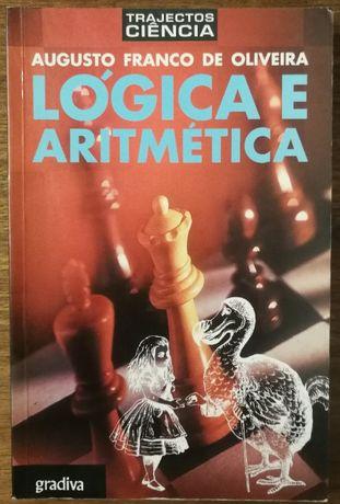 lógica e aritmética, augusto franco de oliveira, gradiva