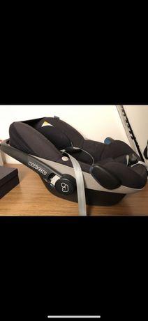 Fotelik maxi cosi Pebble 0-13kg dla niemowlaka - zadbany