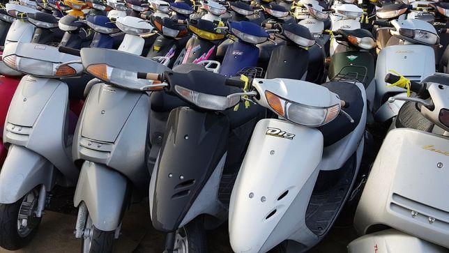Запчасти на скутер Honda Dio Tact Topic