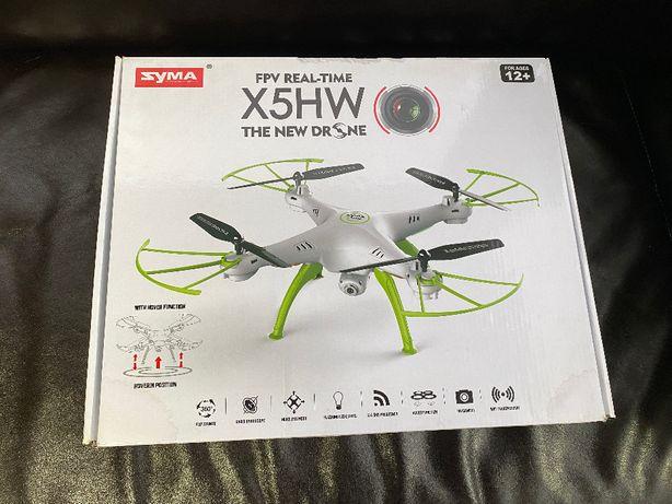 Dron Syma X5HW + 3 inne