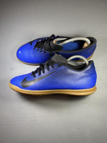 Футзалки/ бампы Nike BravataX, 44 размер, 28 см