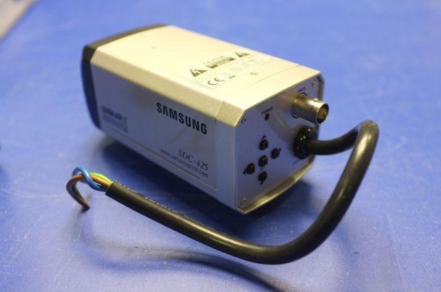 Kamera przemysłowa Samsung Aper CCTV 230V