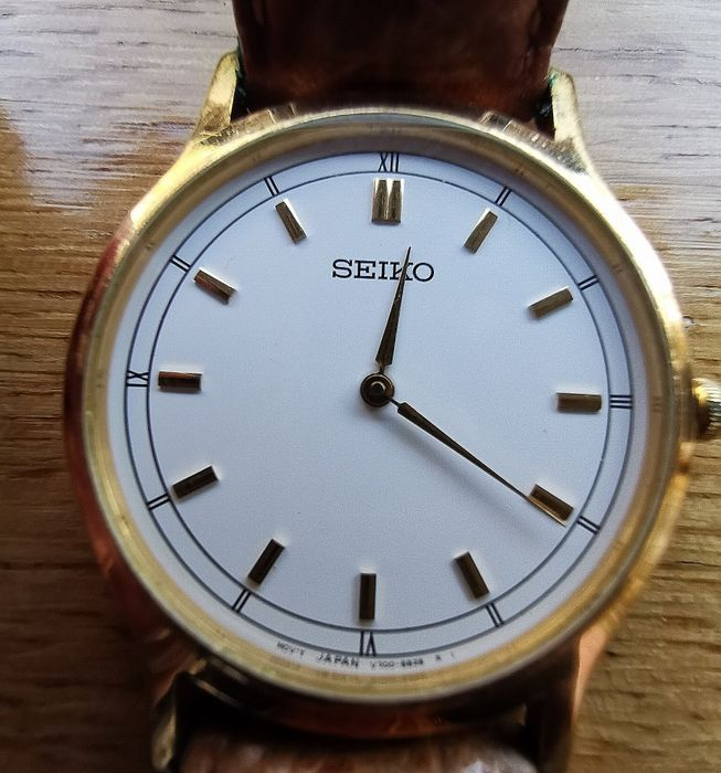 Relógio Seiko Lordelo Do Ouro E Massarelos - imagem 1
