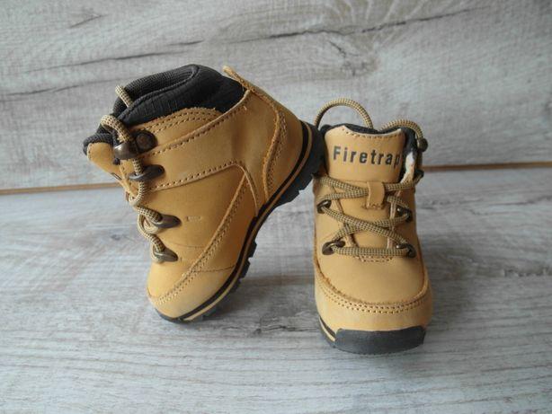 Ботинки Firetrap р.20 длина стельки 12 см.