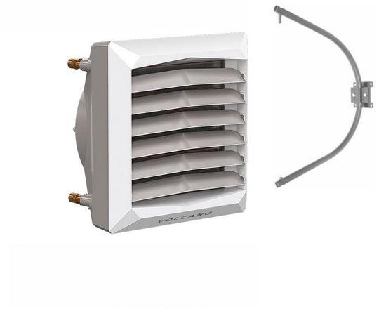 Nagrzewnica wodna VTS Volcano VR2 AC 8-50 kW + KONSOLA Cena brutto
