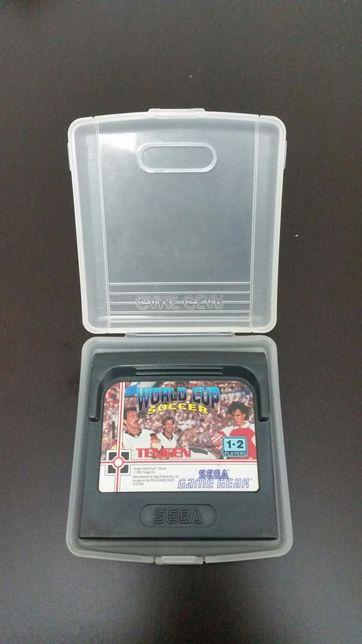 Jogo World Cup Soccer Sega Game Gear