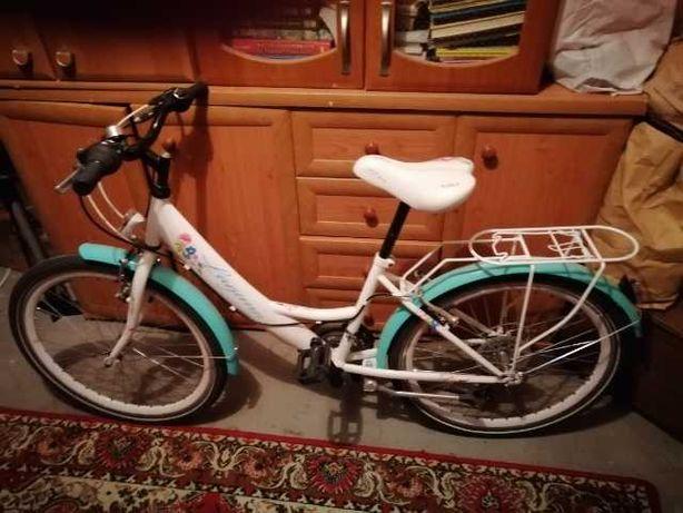 Rower dziewczęcy 26'