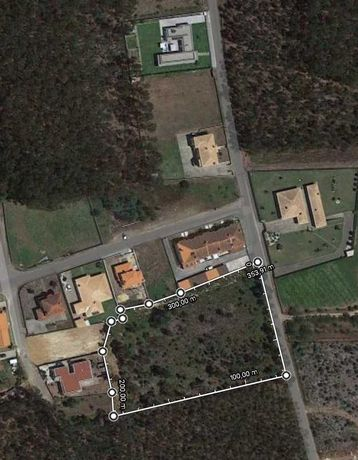 Terreno para construção com localização priveligiada