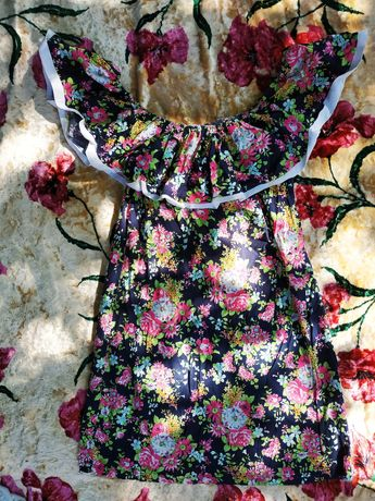 Летнее платье 42-44-46 р