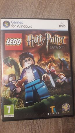 Lego Harry Potter gra pc