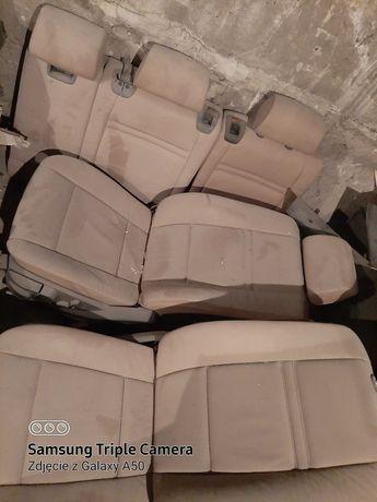 Fotele BMW X5 skóra