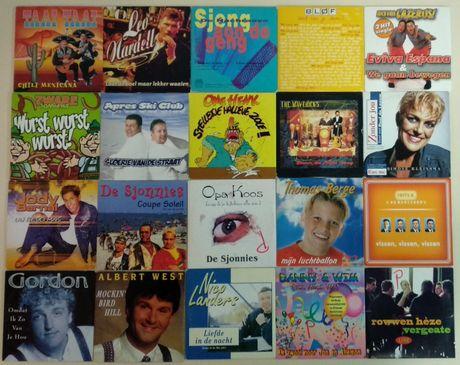 Фирменные CD-синглы (CDS, CDM, аудио компакт диски) из Германии