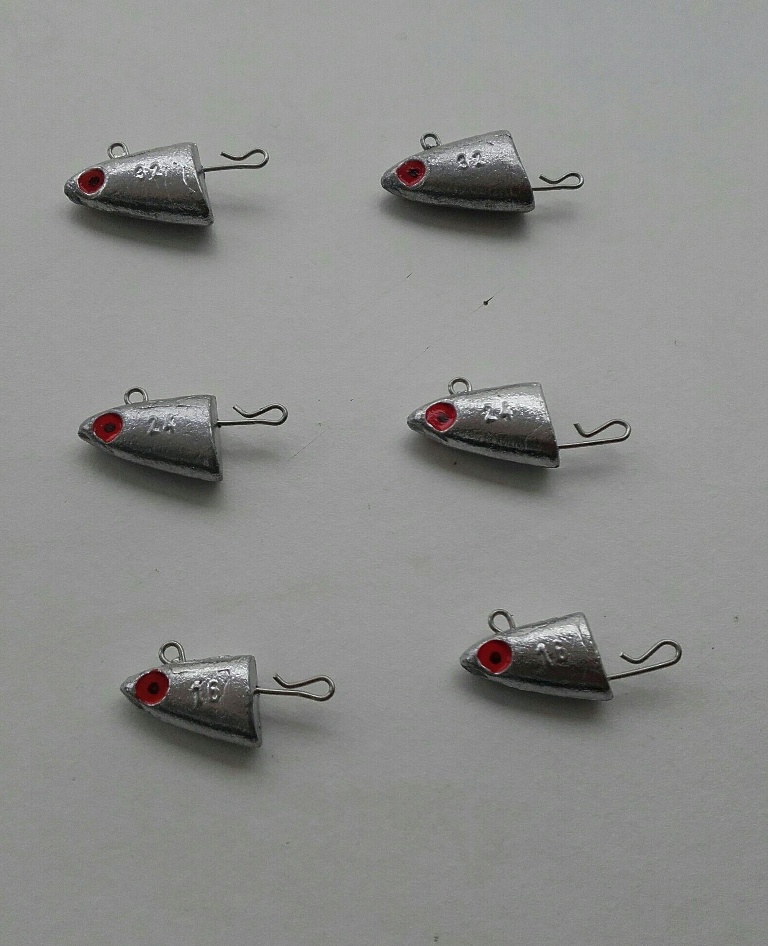 Cabeçotes de pesca ao Spinning