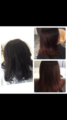 Стрижки укладки зачіски фарбуваня